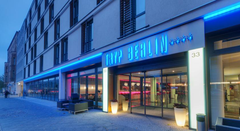 Foto of the hotel Tryp Berlin Mitte, Berlin