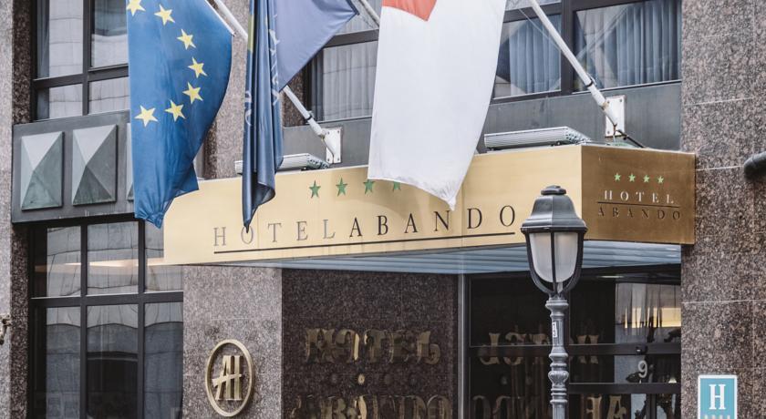 Foto of the hotel Abando, Bilbao