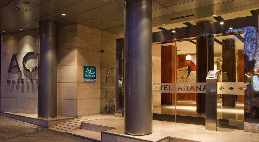 Foto of the hotel AC Aitana, Madrid