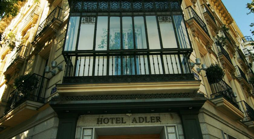 Foto of the hotel Adler, Madrid