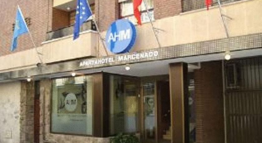 Foto of the AHM Aparthotel Marcenado, Madrid