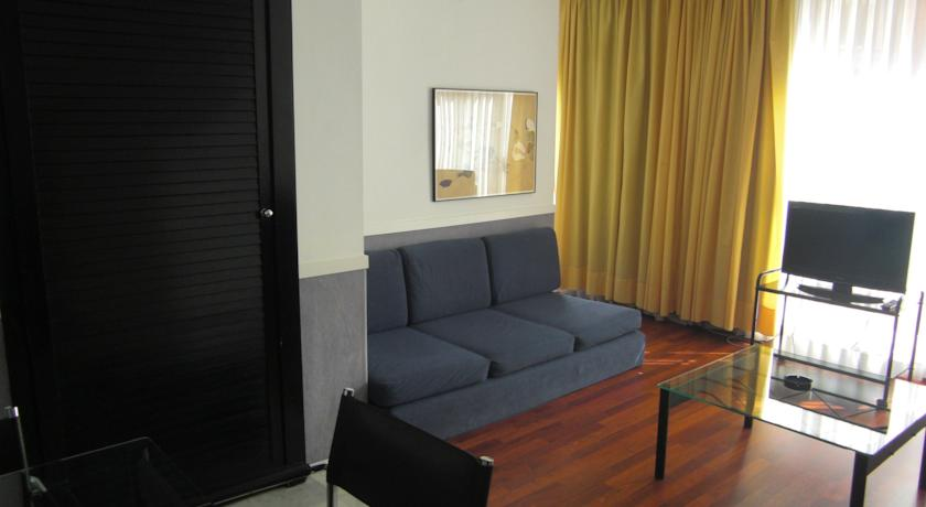 Foto of the hotel Apartamentos Descartes, Barcelona