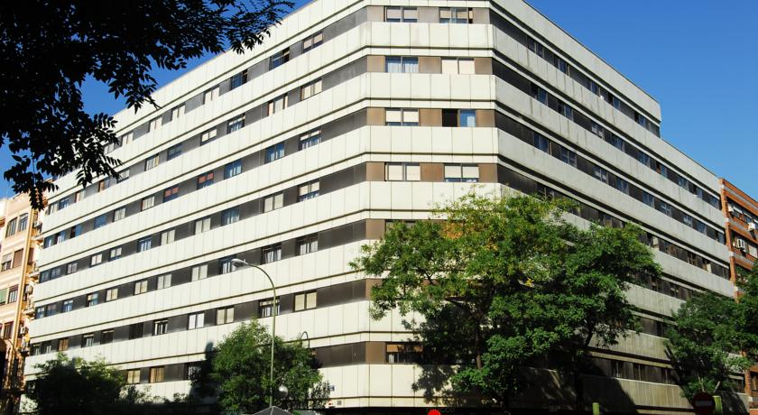 Foto of the hotel Apartamentos Goya 75, Madrid