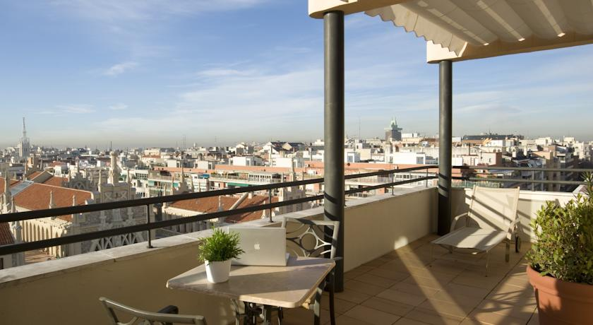 Foto of the hotel Apartamentos Ramon de la Cruz 41, Madrid