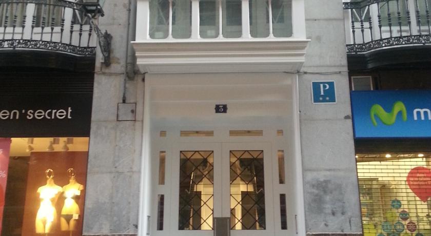 Foto of the hotel Arriaga Suites, Bilbao