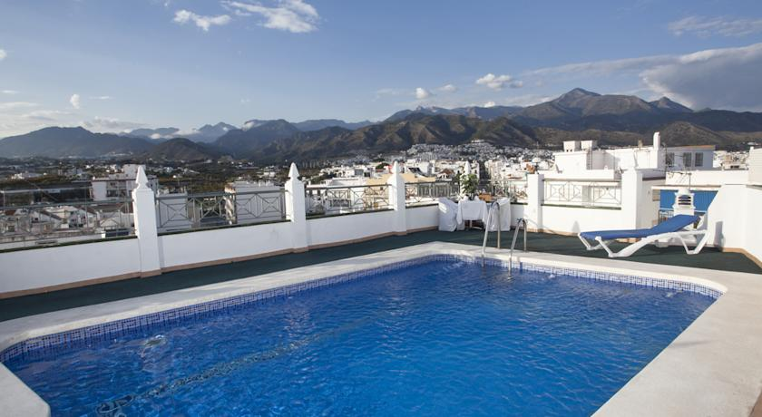 Foto of the hotel Bajamar, Nerja