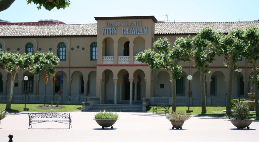 Foto of the hotel Balneari Vichy Catalan, Caldes de Malavella
