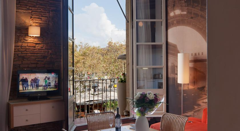 Foto of the hotel Casa De Les Lletres, Barcelona