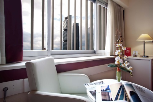 Foto of the hotel Husa Chamartin, Madrid