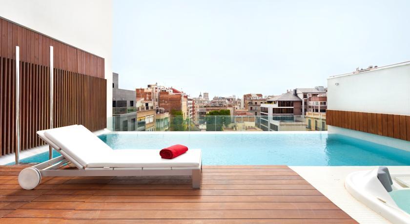 Foto of the hotel Condes de Barcelona, Barcelona