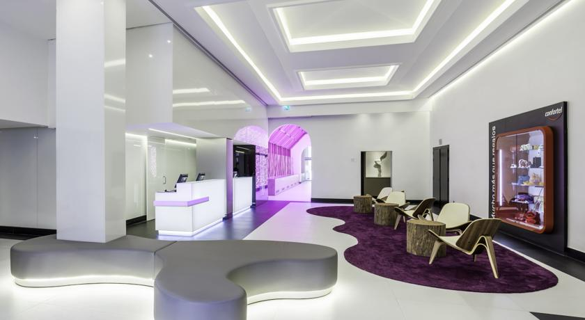Foto of the hotel Confortel Suites Madrid, Madrid