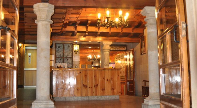 Foto of the Hotel El Toboso, Salamanca