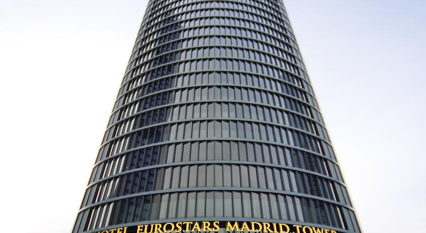 Foto of the hotel Eurostars Madrid Tower, Madrid