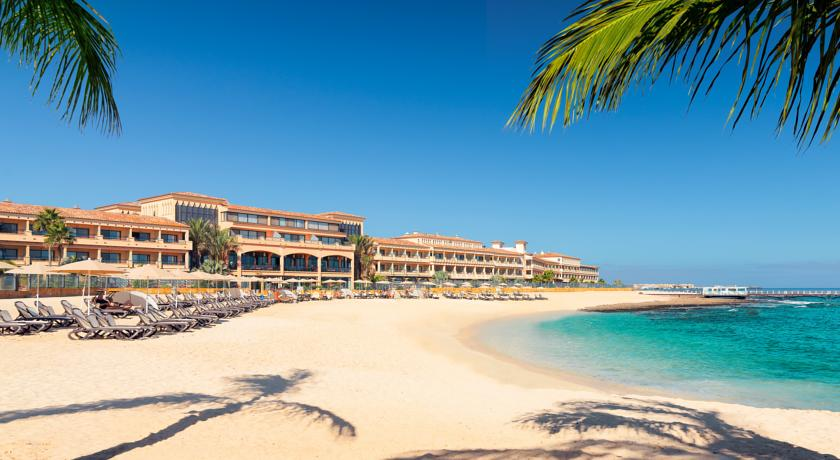 Foto of the Gran Hotel Atlantis Bahía Real G.L, Corralejo