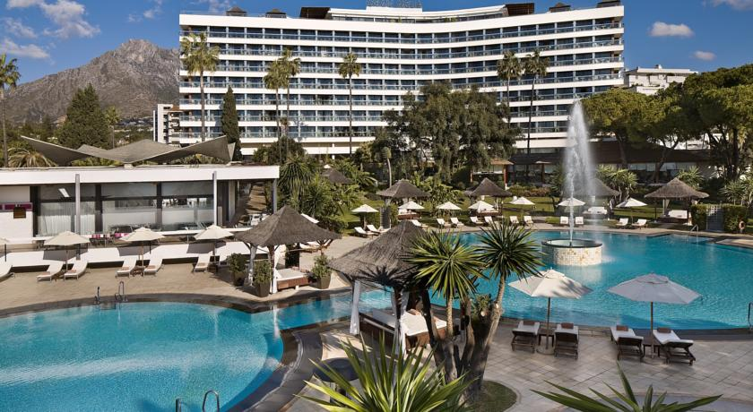Foto of the hotel Gran Melia Don Pepe, Marbella