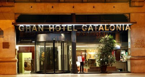Foto of the Gran Hotel Catalonia, Barcelona