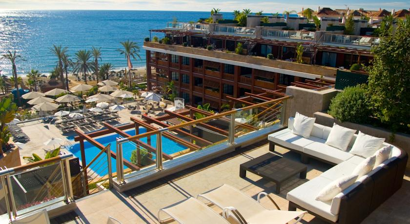 Foto of the Gran Hotel Guadalpin Banus, Marbella