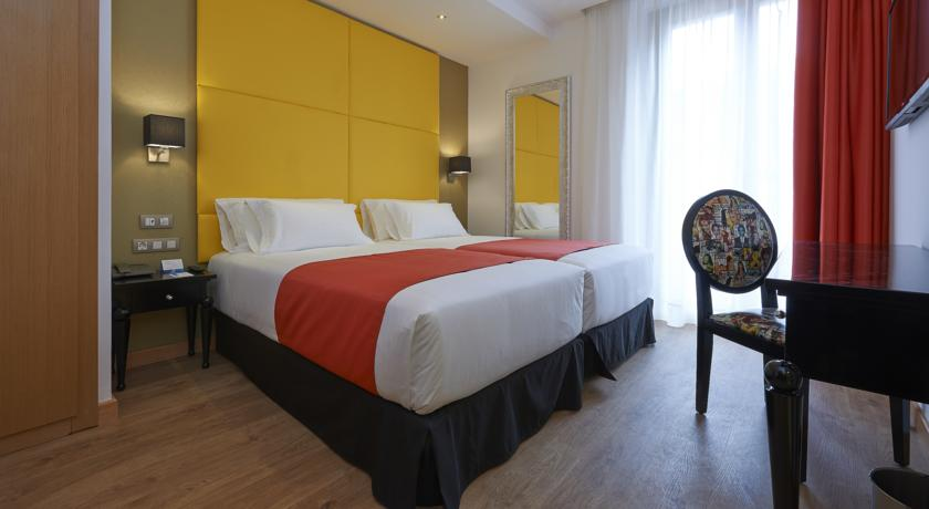 Foto of the hotel Hesperia Metropol, Barcelona