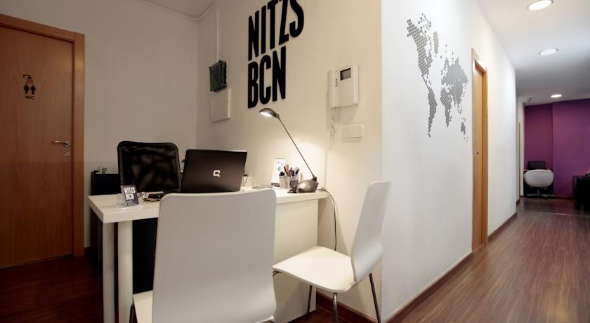 Foto of the hotel Hostal Nitzs Bcn, Barcelona
