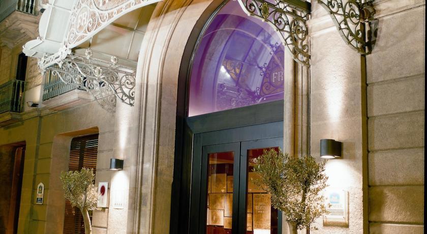 Foto of the Hotel Regina, Barcelona
