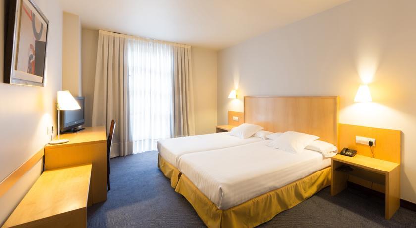 Foto of the hotel Spa Husa Jardines de Albia, Bilbao