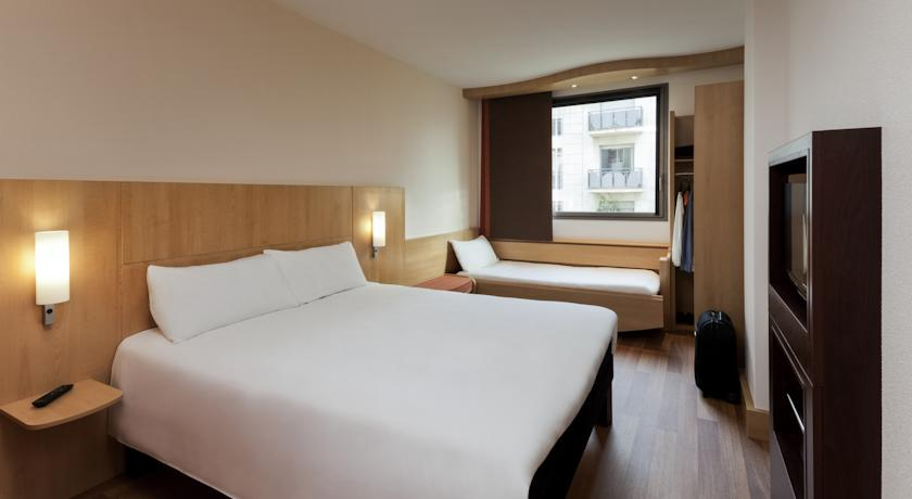 Foto of the hotel Ibis Barcelona Plaza Glòries 22@, Barcelona
