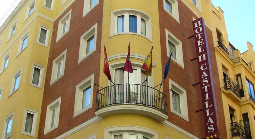 Foto of the hotel II Castillas Madrid, Madrid