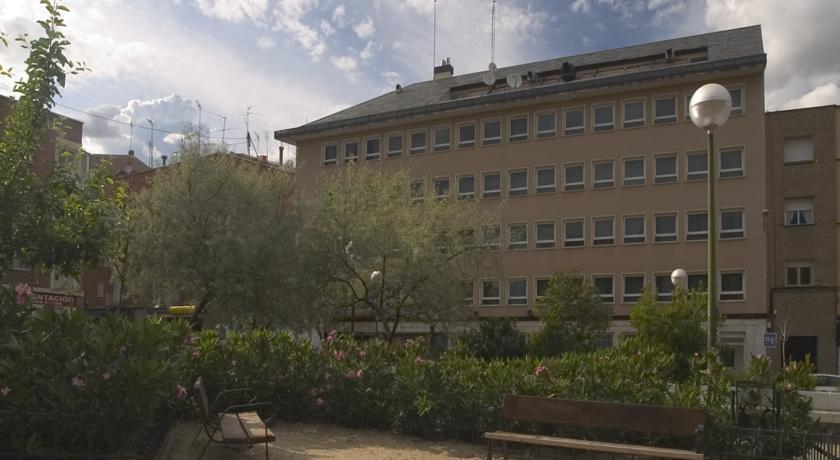 Foto of the hotel Infanta Mercedes, Madrid