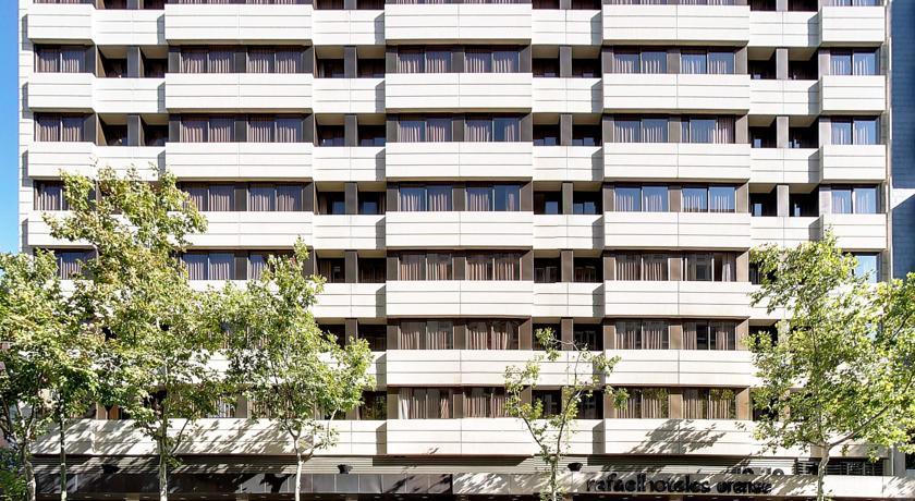 Foto of the Rafaelhoteles Orense, Madrid