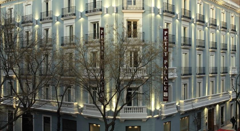 Foto of the hotel Petit Palace Art Gallery, Madrid