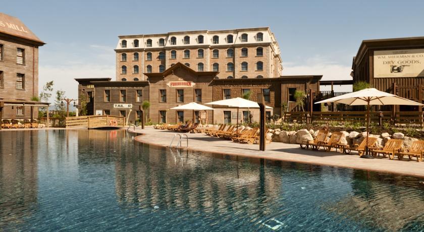 Foto of the PortAventura® Hotel Gold River, Salou