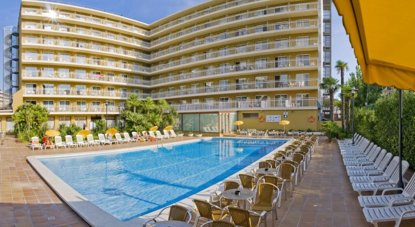 Foto of the Hotel President, Calella
