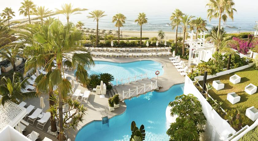 Foto of the Hotel Puente Romano, Marbella
