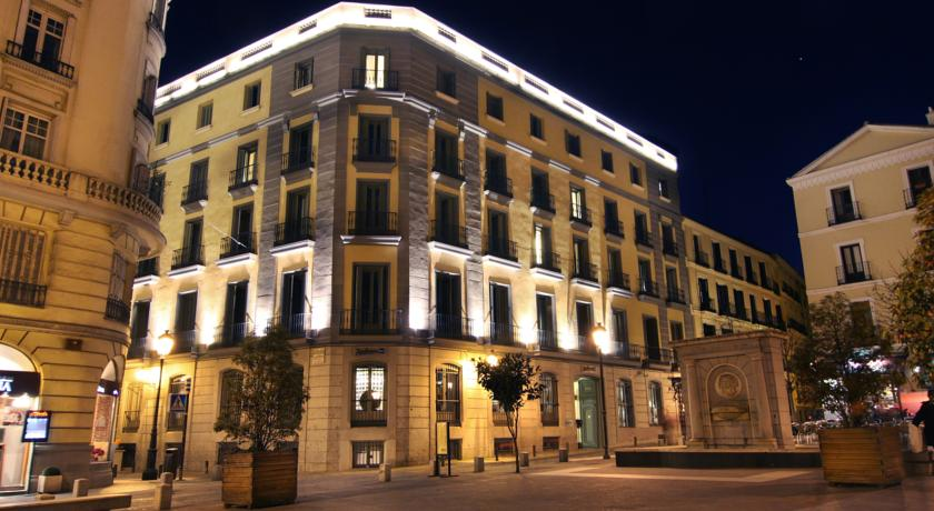 Foto of the Radisson Blu Hotel, Madrid Prado, Madrid