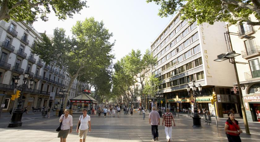 Foto of the hotel Royal Ramblas, Barcelona