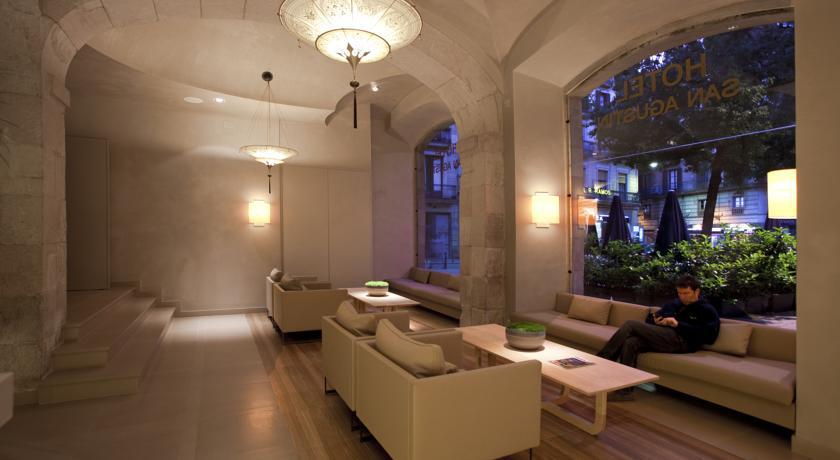 Foto of the hotel Sant Agustí, Barcelona