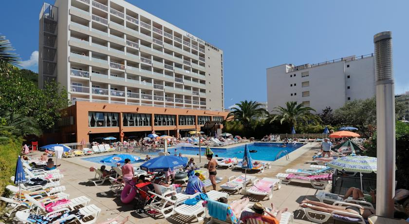 Foto of the Medplaya Hotel Santa Monica, Calella