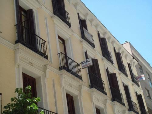 Foto of the hotel Hostal Villamañez, Madrid