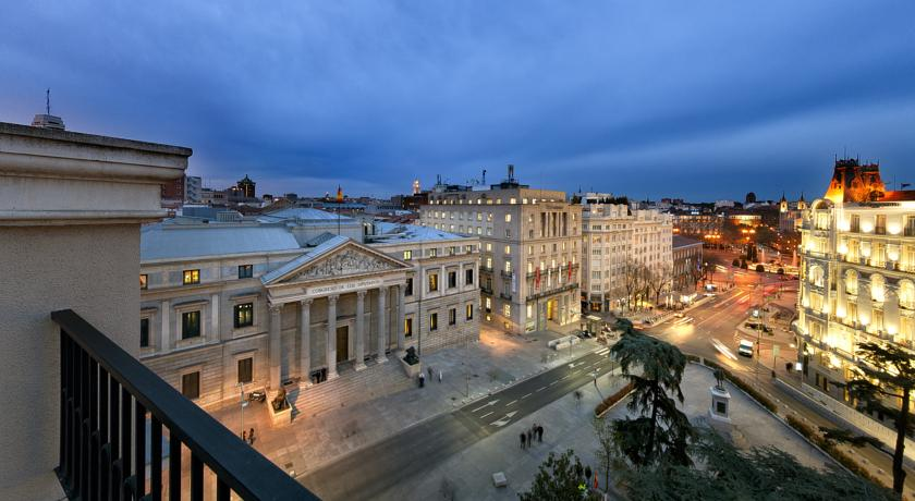 Foto of the hotel Villa Real, Madrid