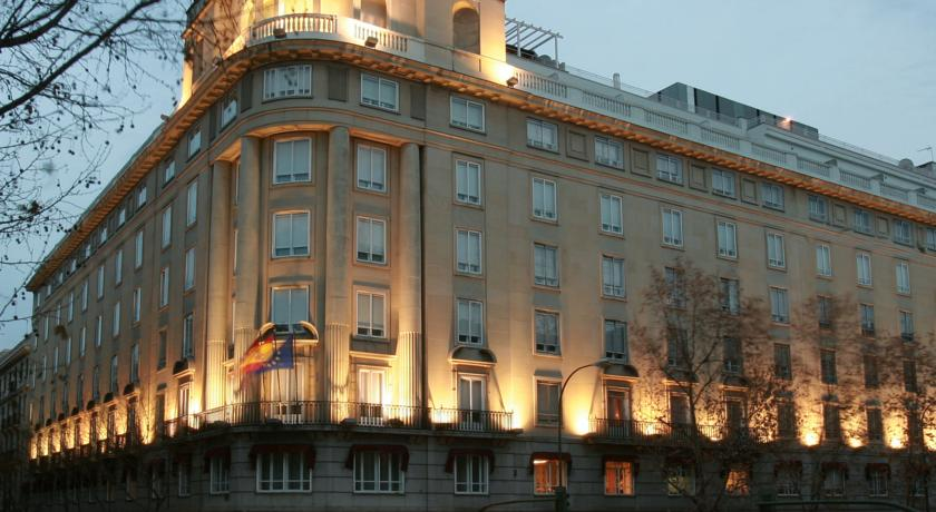 Foto of the hotel Wellington, Madrid