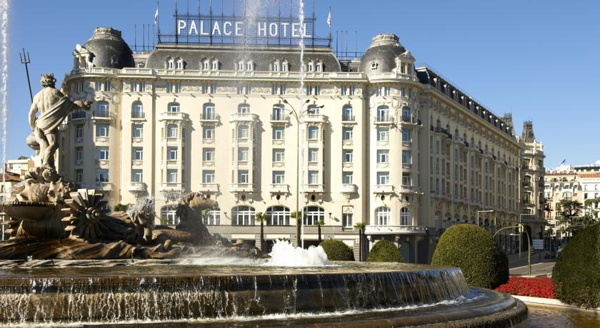 Foto of the Westin Palace Hotel, Madrid