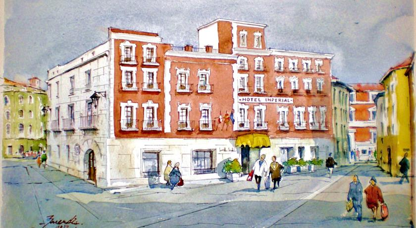 Foto of the hotel Zenit Imperial, Valladolid