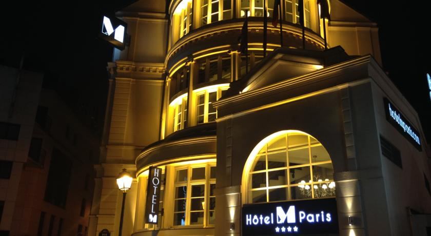 Foto of the Abba Montparnasse Hotel, Paris