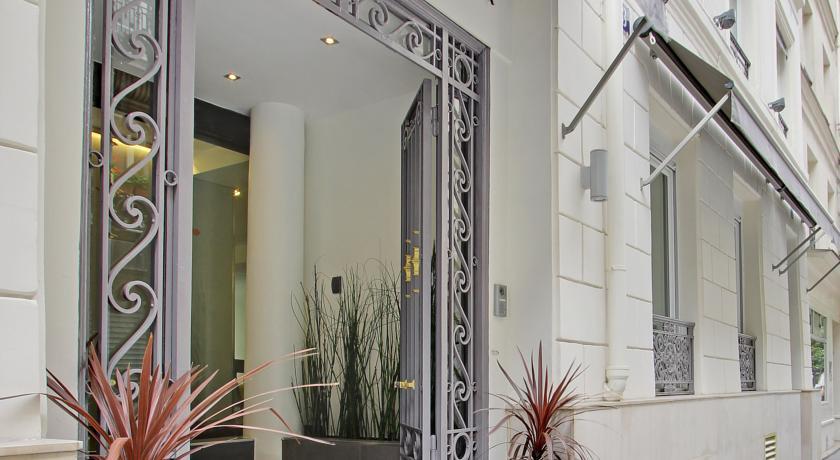Foto of the Hotel Alhambra, Paris