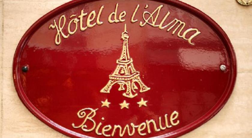 Foto of the hotel Alma, Paris