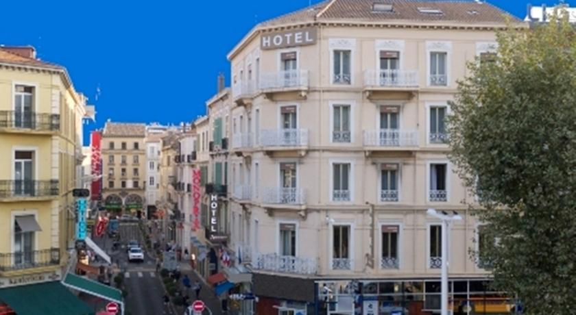 Foto of the Hotel Amiraute, Cannes