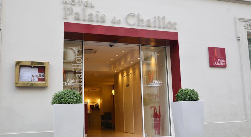 Foto of the hotel Hôtel Palais De Chaillot, Paris