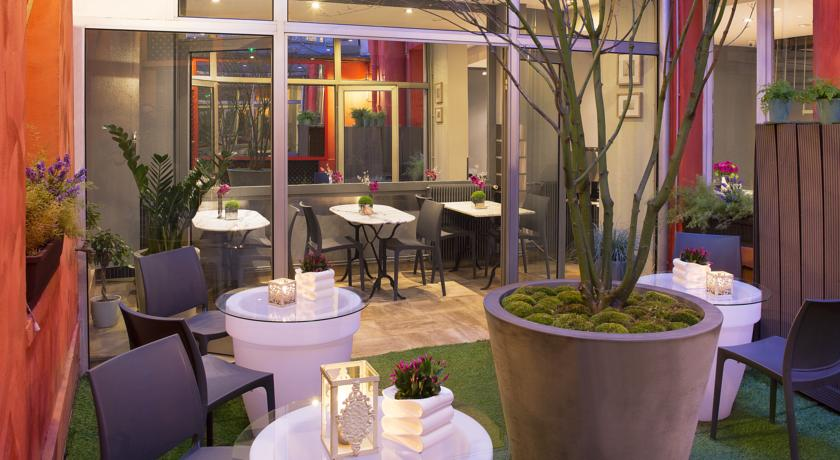 Foto of the Hotel Beaumarchais, Paris