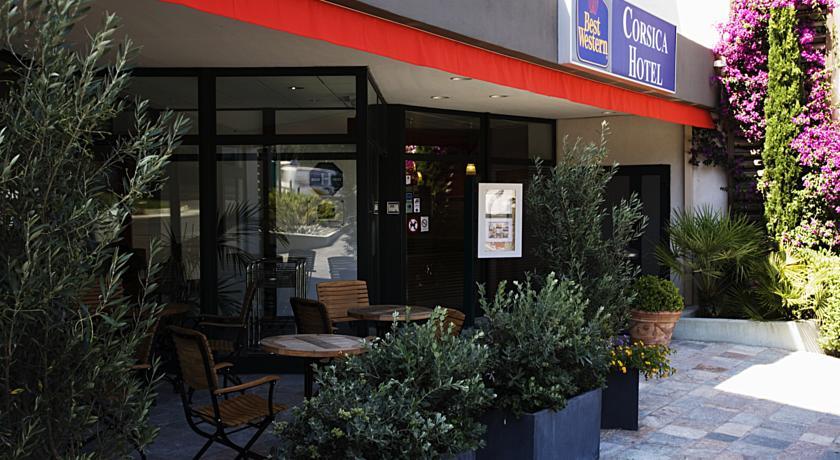 Foto of the hotel Best Western Bastia Centre, Bastia