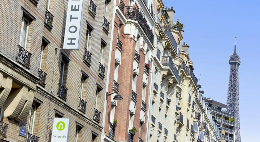 Foto of the hotel Campanile Paris 15 - Tour Eiffel, Paris